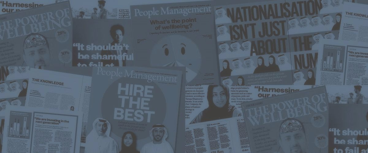People Management news