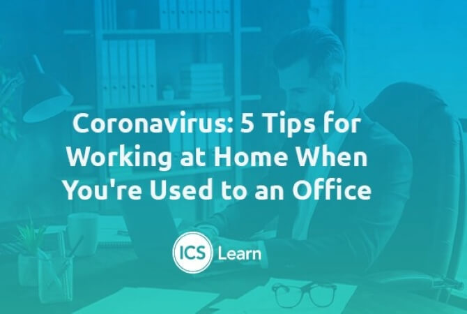 ICS Learn - Working from home